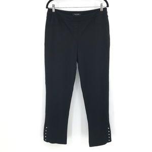 white house black market soft stretchy black pant